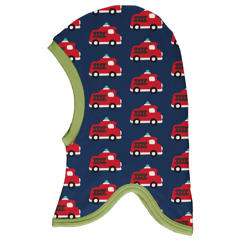 Balaclava velour fire truck Maxomorra Hat Maxomorra
