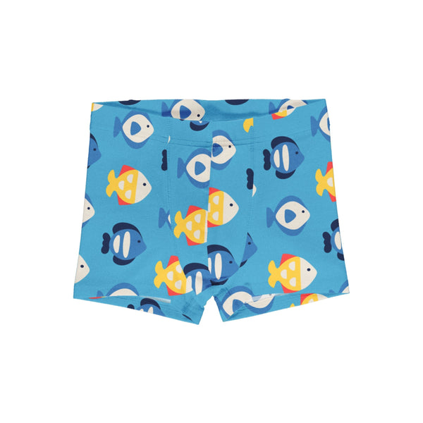 Boxer shorts tropical aquarium Maxomorra Underwear Maxomorra