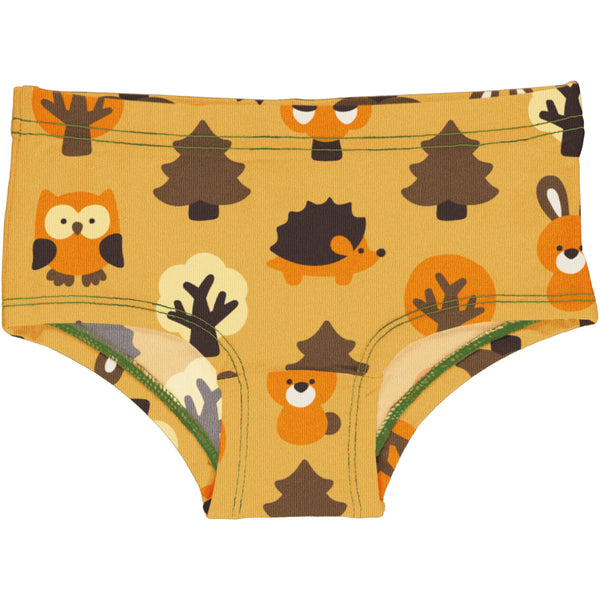 Briefs hipster yellow forest Maxomorra Underwear Maxomorra