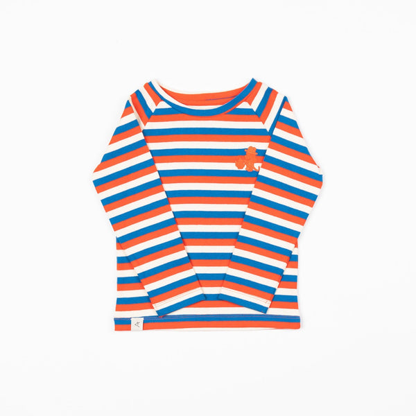 All you need tee snorkel fun stripes AlbaBaby Tops Alba of Denmark