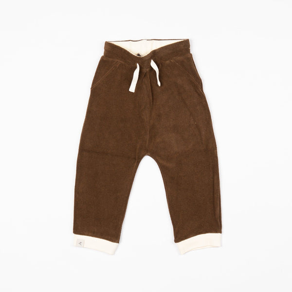 Lucca baby pants chocolate AlbaBaby Pants Alba of Denmark