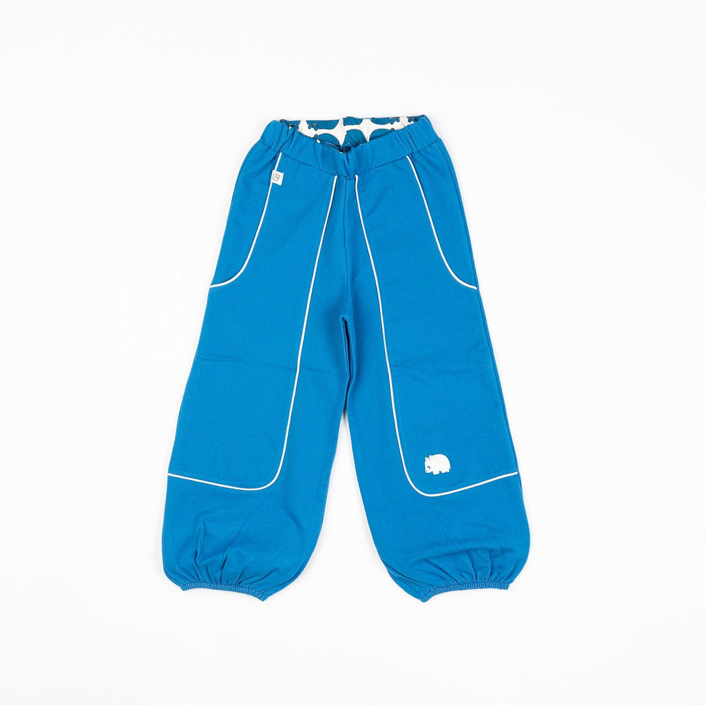 Hobo baggy pants snorkel blue AlbaBaby Bottoms Alba of Denmark