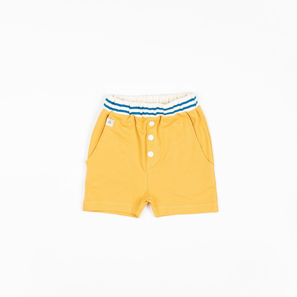 Mike knickers bright gold AlbaBaby Bottoms Alba of Denmark
