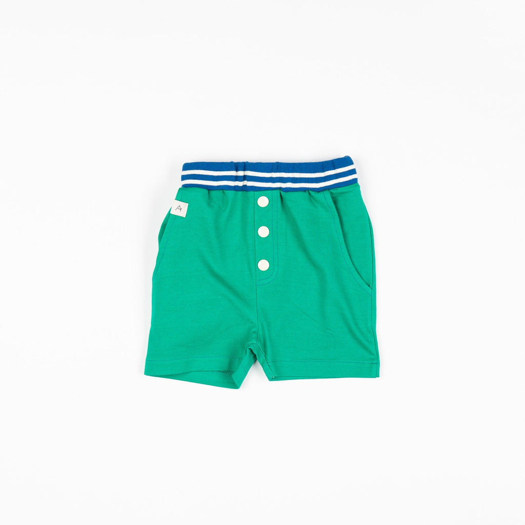 Mike knickers pepper green AlbaBaby Bottoms Alba of Denmark