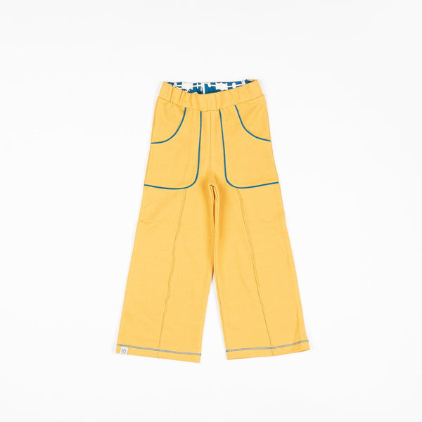 Snorre box pants bright gold AlbaBaby