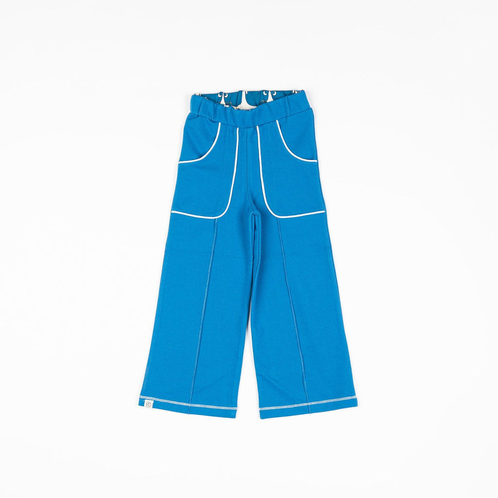 Snorre box pants snorkel blue AlbaBaby Bottoms Alba of Denmark