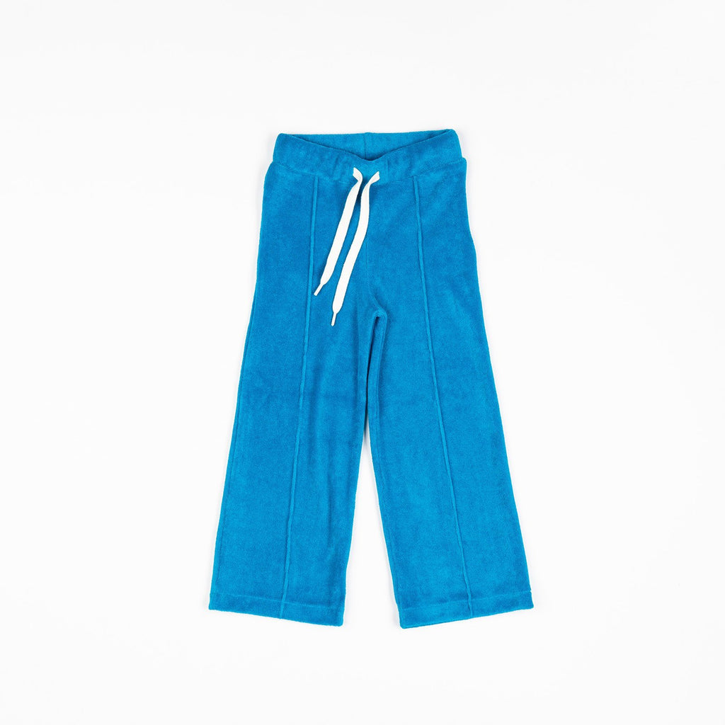 Hecco box pants methyl blue AlbaBaby Bottoms Alba of Denmark