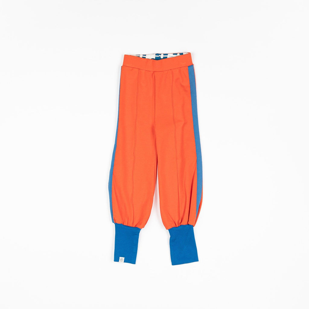 Hami tight pants orange.com AlbaBaby Bottoms Alba of Denmark