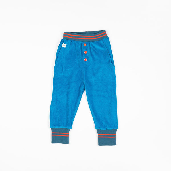 Hai button pants methyl blue AlbaBaby Bottoms Alba of Denmark