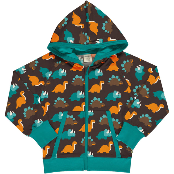 Cardigan hoodie sweat dinosaurs Maxomorra Jackets Maxomorra