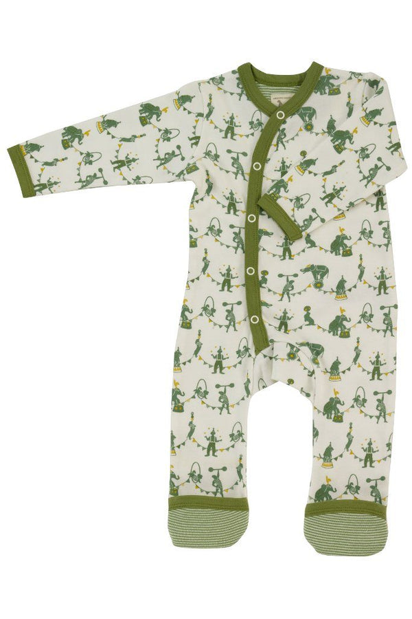Circus jumpsuit - green