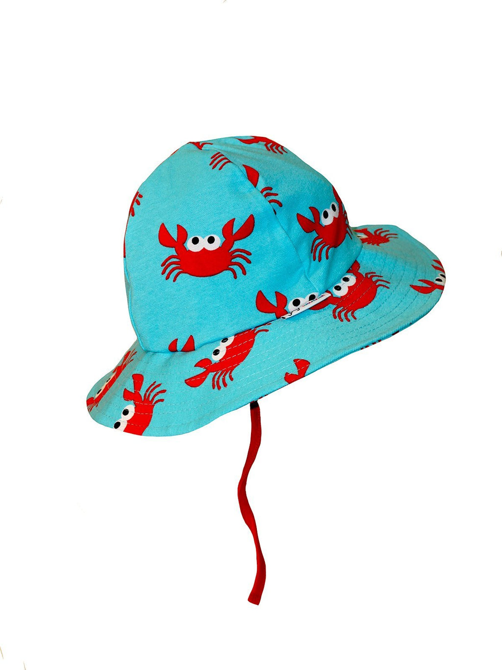 Sunhat crab Hats JNY colourful kids