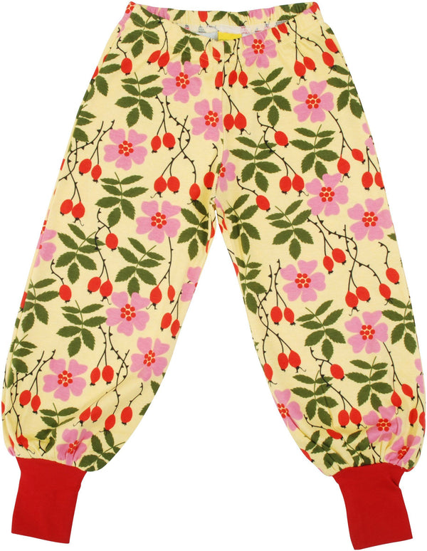 Rosehip baggy pants Duns Sweden Bottoms Duns Sweden