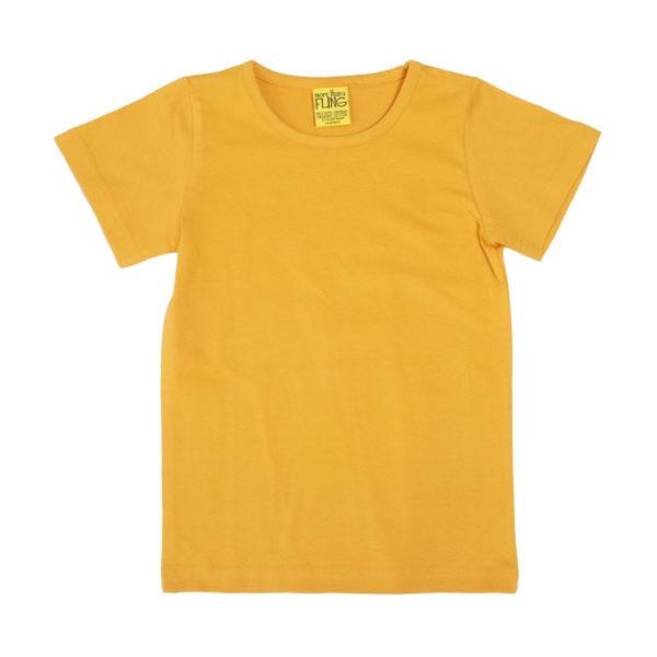 Yellow short sleeve top Tops More than a fling