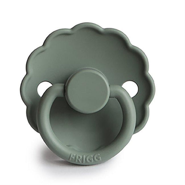 1 pacifier daisy lilly pad FRIGG Pacifier FRIGG