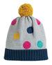 Embroidered bobble hat Frugi