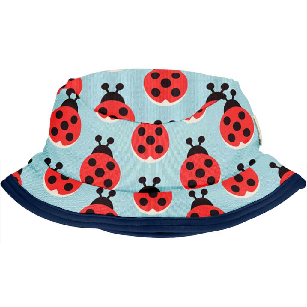 Lazy ladybug hat sun Maxomorra Hats Maxomorra