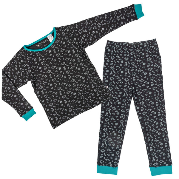 Space pyjamas set Lollidays