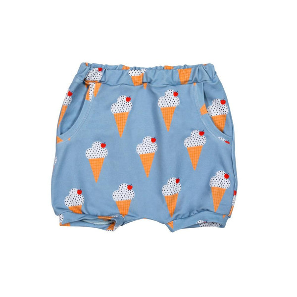 Ice cream shorts don't grow up Bottoms don't grow up