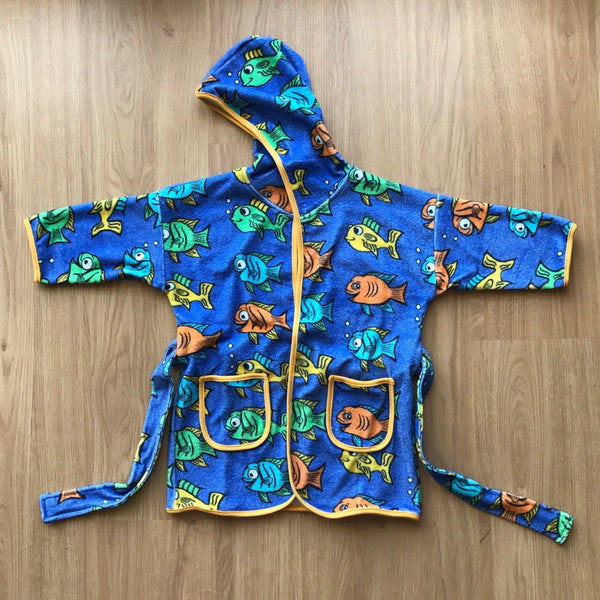 Fishes Bathrobe