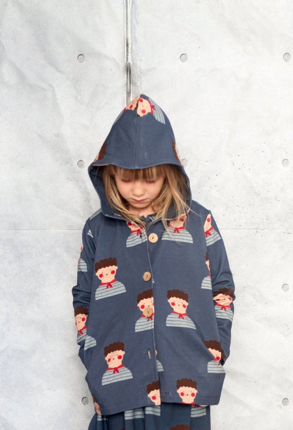 Sailor sweat jacket don't grow up