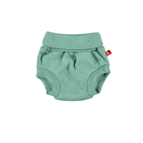 Nappy pants green Bottoms LimoBasics