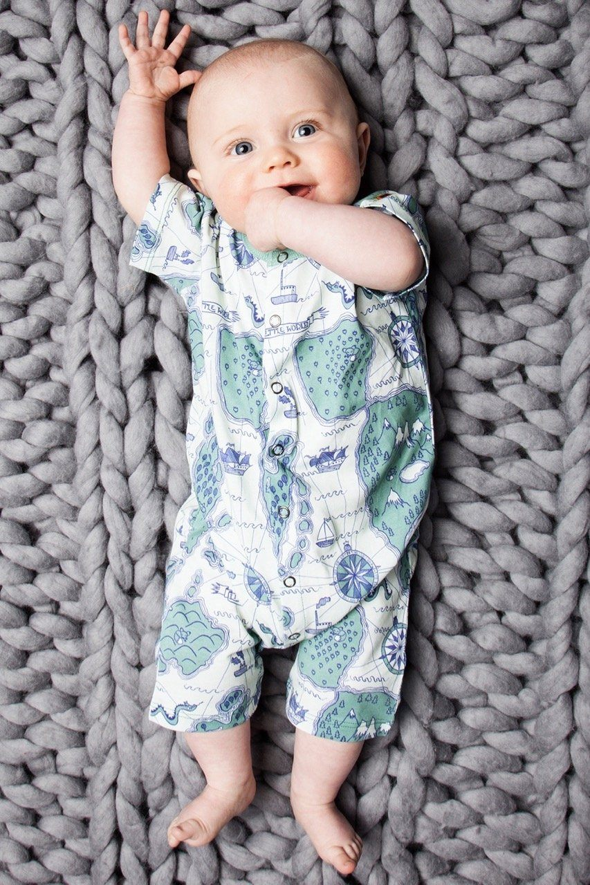 Little world summer jumpsuit