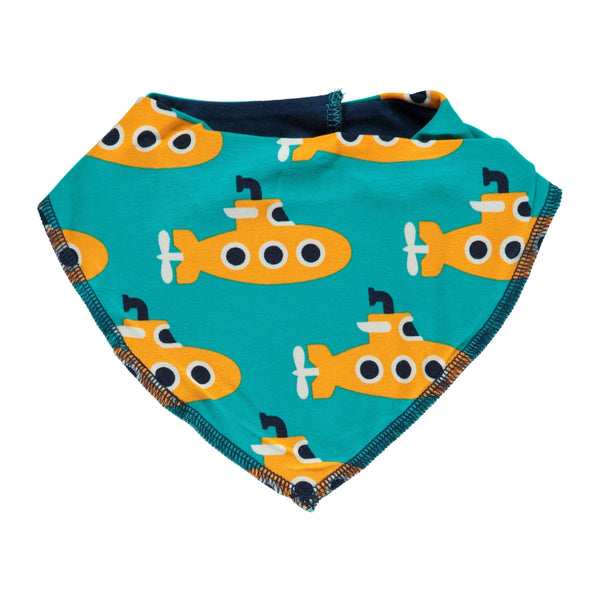 Submarine dribble bib Maxomorra