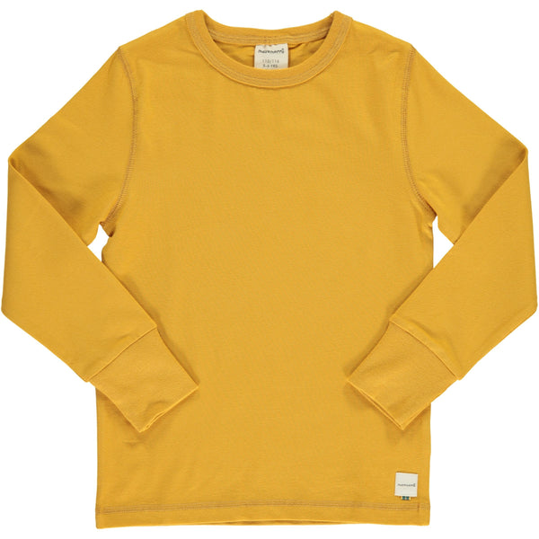 Ochre LS top Maxomorra