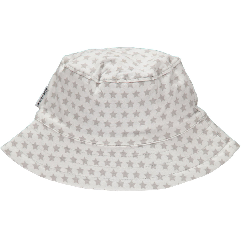 Stars grey hat sun cord Maxomorra
