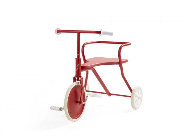 Metal tricycle red Foxrider Toys Foxrider
