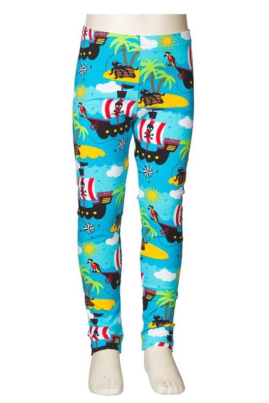 Pirates leggings