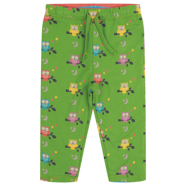 Reversible trousers midnight owl Piccalilly Bottoms Piccalilly