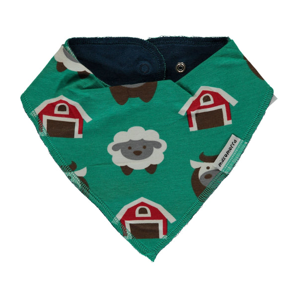 Farm dribble bib Maxomorra