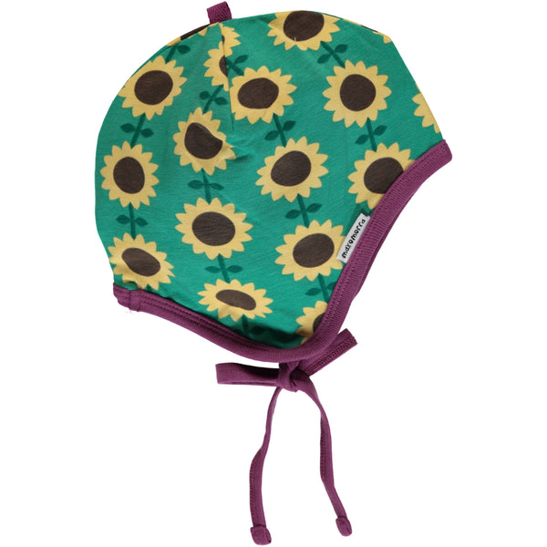 Sunflower helmet hat Maxomorra