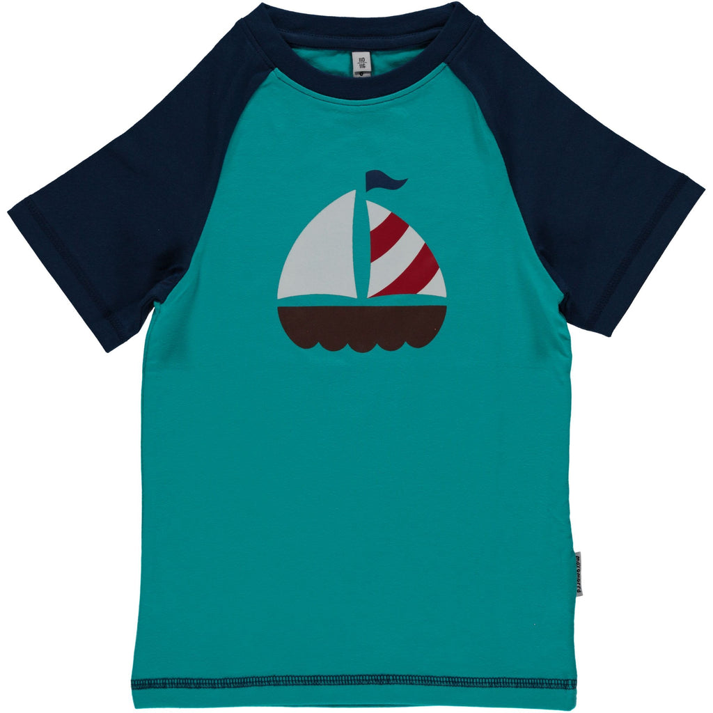 Boat t-shirt Maxomorra