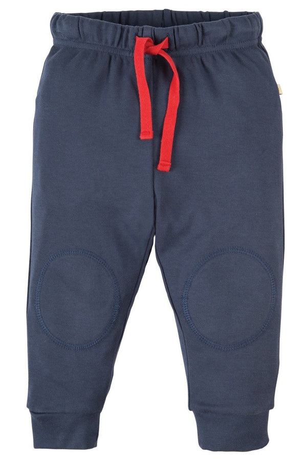 Kneepatch crawlers navy Bottoms Frugi