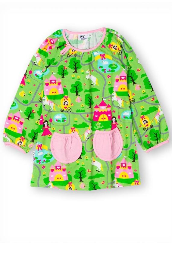 Princess tunic dress