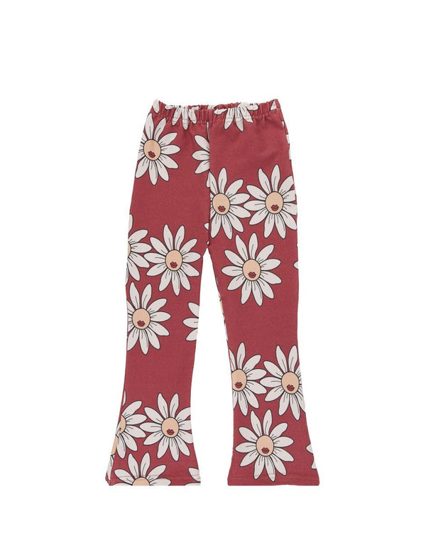 Red daisy flares Dear Sophie Bottoms Dear Sophie