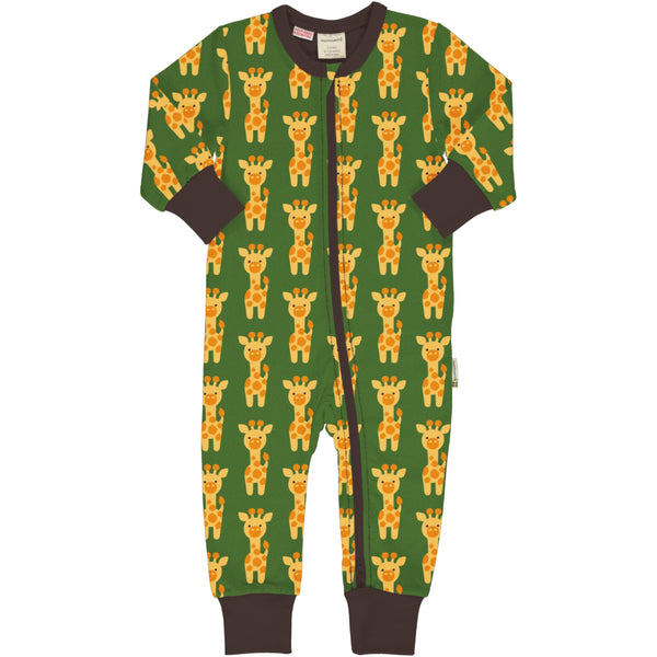 Giraffe rompersuit Maxomorra Playsuit Maxomorra