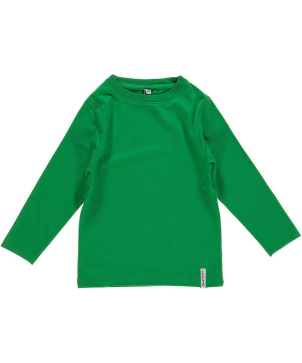 Green LS top Maxomorra Tops Maxomorra