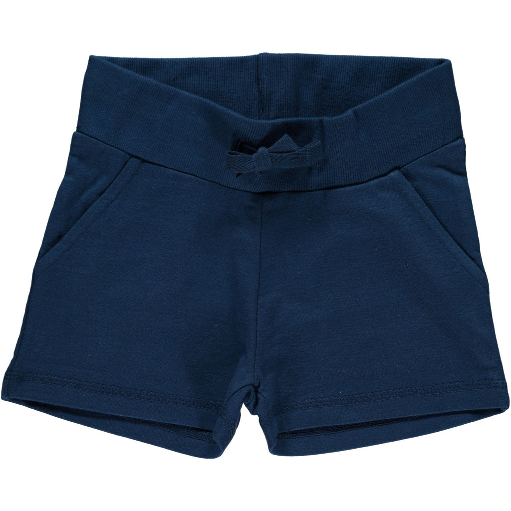 Sweat shorts dark blue Bottoms Maxomorra