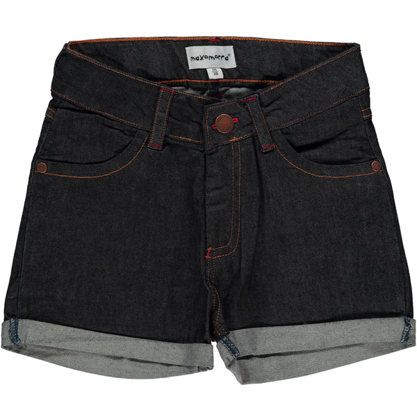 Shorts dark denim Bottoms Maxomorra