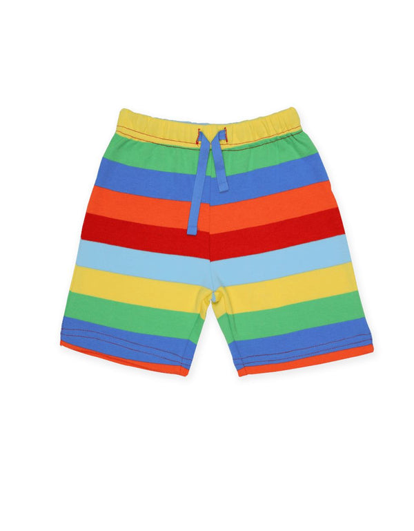 Multi stripe shorts Toby tiger Bottoms Toby tiger