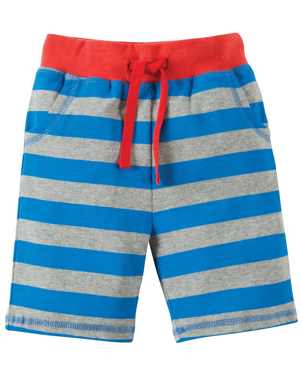 Little stripy shorts Bottoms Frugi