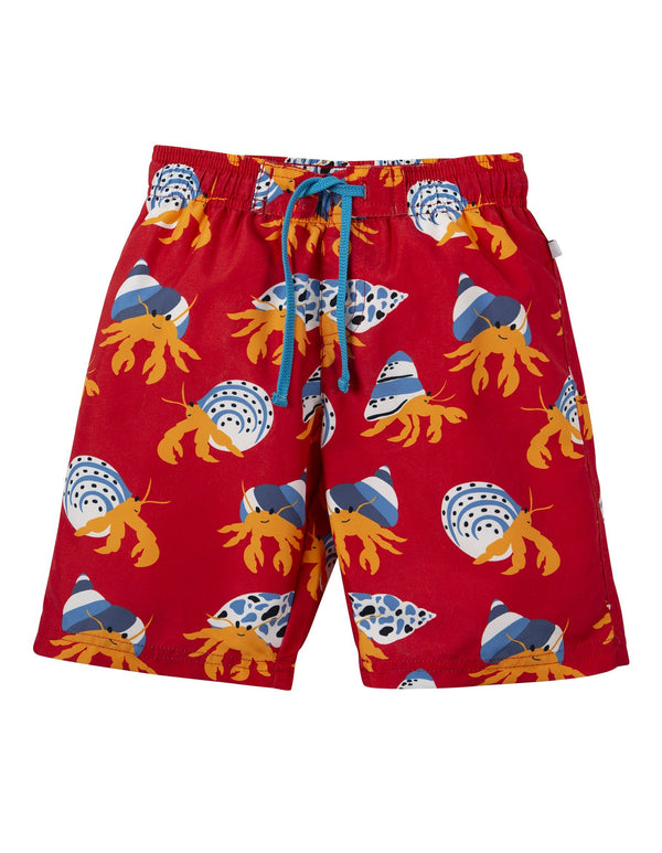 Board shorts totally clawsome Frugi