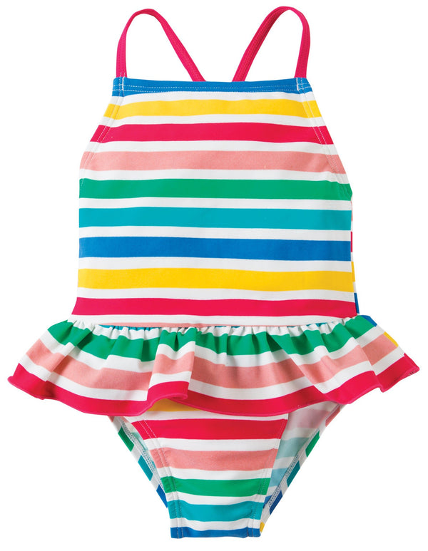 Summer stripes swimsuit