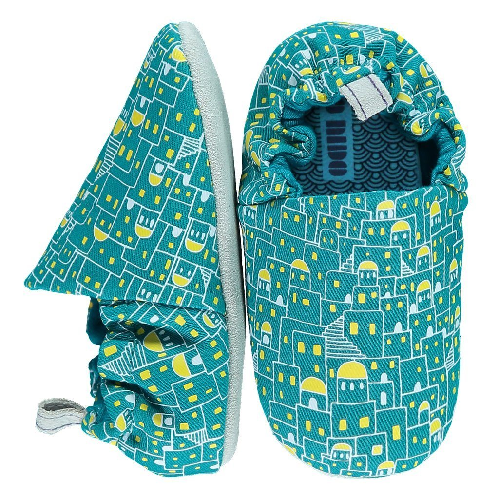 Santorini night mini shoes 18-22 Poco Nido Baby shoes Poco Nido
