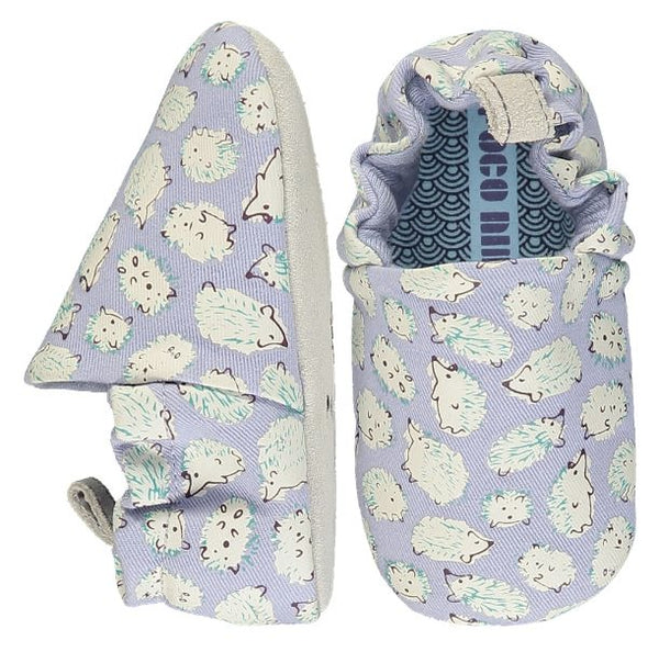 Hedgehog mini shoes 17-22 Poco Nido Baby shoes Poco Nido