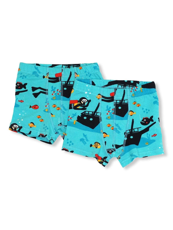 Scuba diving boxers JNY Underwear JNY colourful kids